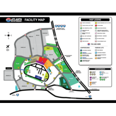AMS Facility Map 2021