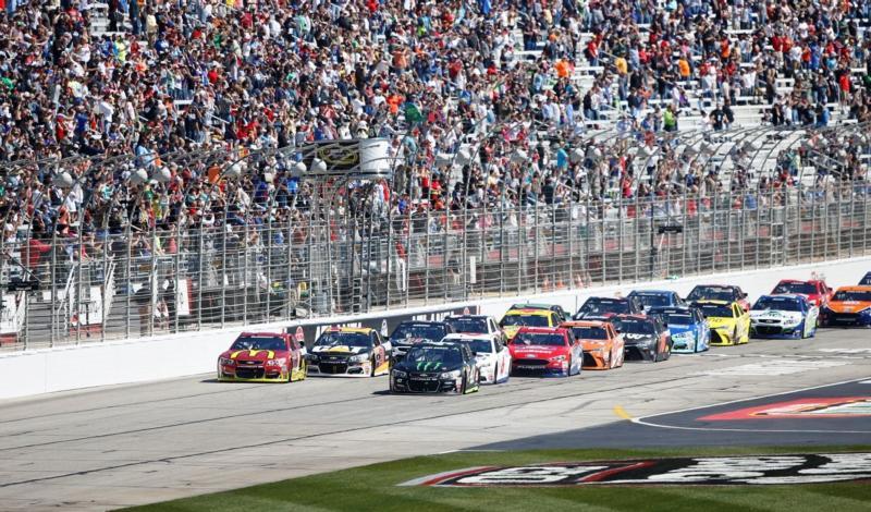 NASCAR Cup Series Racing Returns To AMS Feb  24, 2019 | News