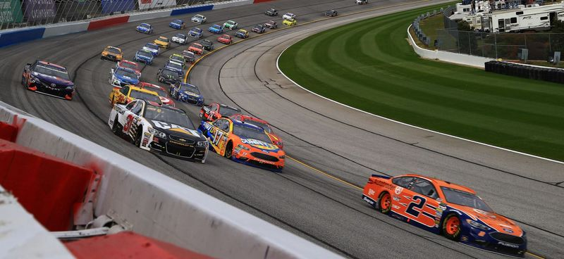 NASCAR Returns to Atlanta Motor Speedway in 2018  News Archive