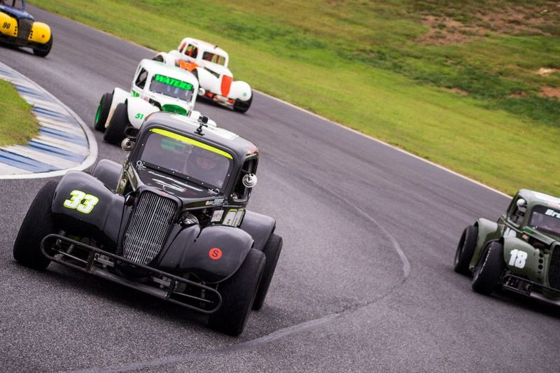 Bandolero Race Car: AMS Legends & Bandolero Cars Returning To Atlanta