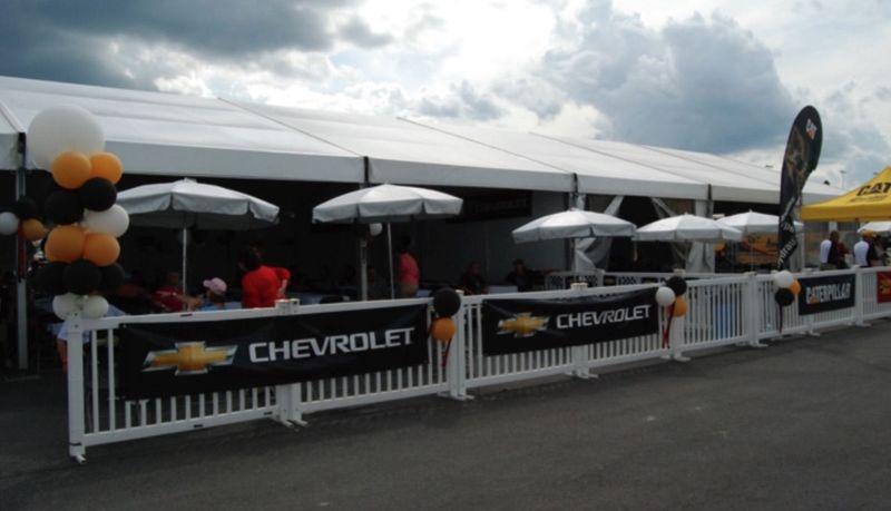 Infield Hospitality Info Atlanta Motor Speedway