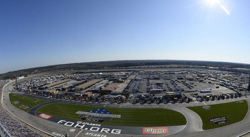 Track Facts Media Atlanta Motor Speedway