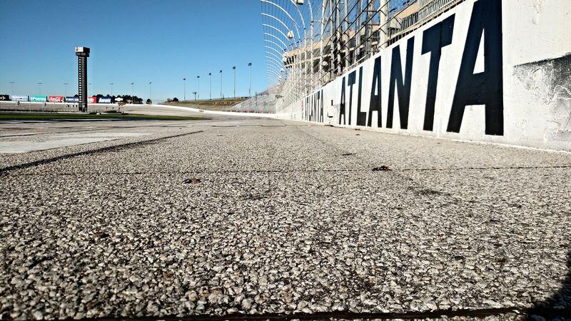 Atlanta Motor Speedway To Repave Surface Following 2017