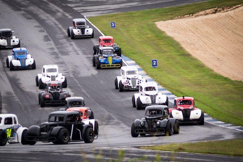 Legends Bandolero Drivers Take On Atlanta Motorsports