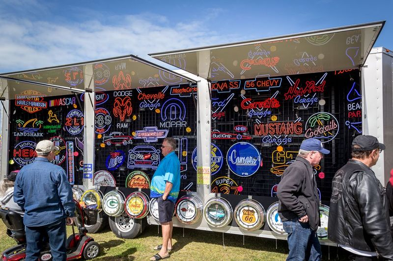 Swap Meet Registration Events Atlanta Motor Speedway