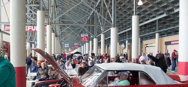 Atlanta Motorama Classic Car Auction L W Benton Company Inc