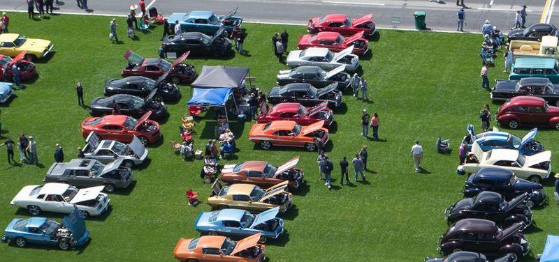 Car Show Events Atlanta Motor Speedway - Charlotte motor speedway events car show