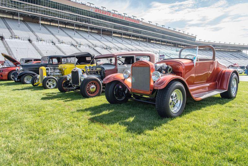 Lokar Car Show To Film Episode On Location At Summit Racing - Classic car show atlanta