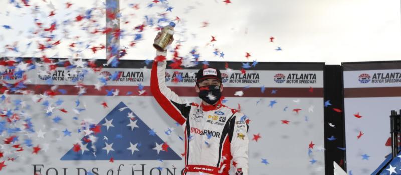 Blaney Wins Folds of Honor QuikTrip 500