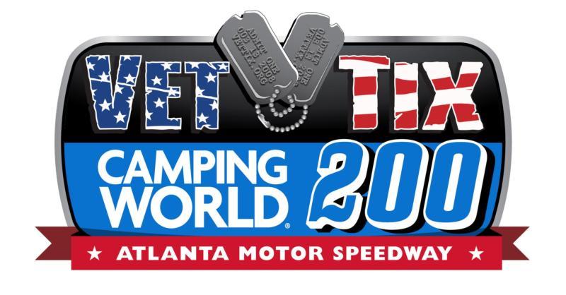 Vet Tix/Camping World 200