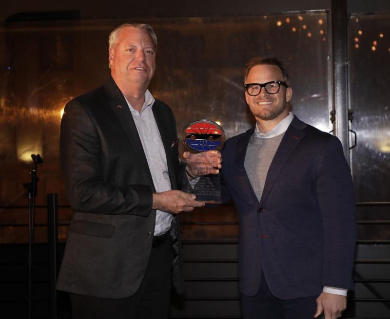 Ed Clark OBS Award