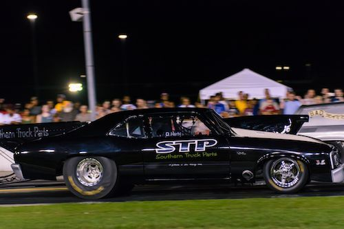 The drag racing portion of tonight's Week 8 action in Atlanta Motor Speedway's O'Reilly Auto Parts Friday Night Drags and Show-N-Shine has been cancelled ...