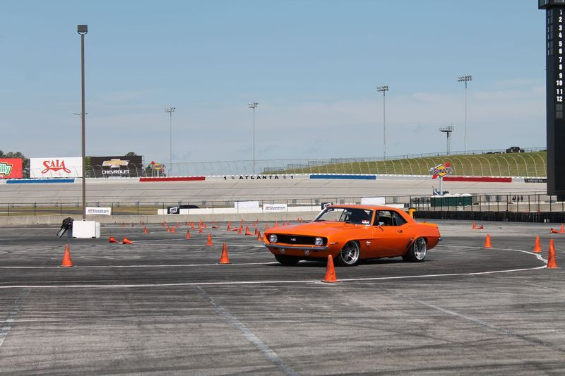 Autocross Events Atlanta Motor Speedway