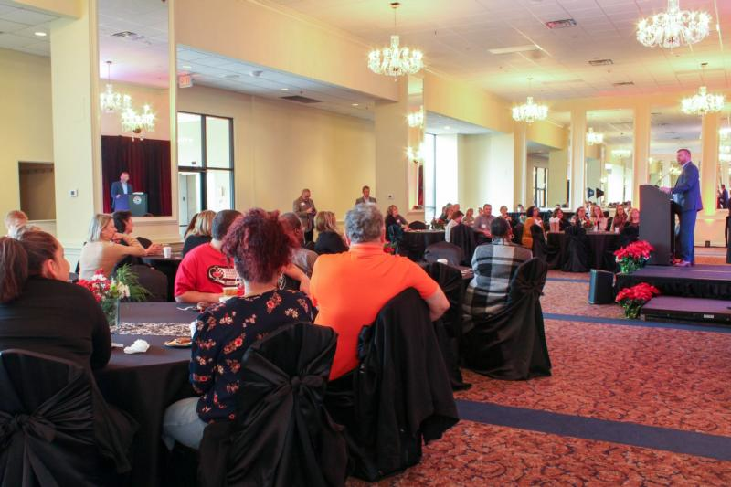 SCC grant ceremony