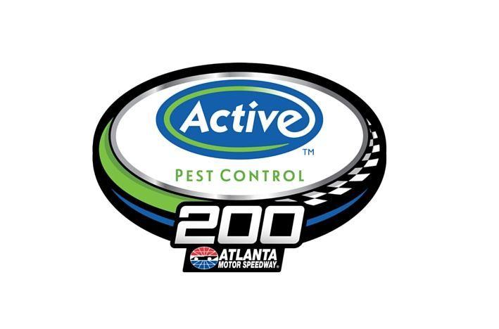 Active pest control to sponsor march 4 nascar camping for Atlanta motor speedway fair 2017