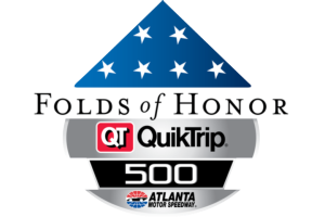 Folds of Honor QuikTrip 500 Logo