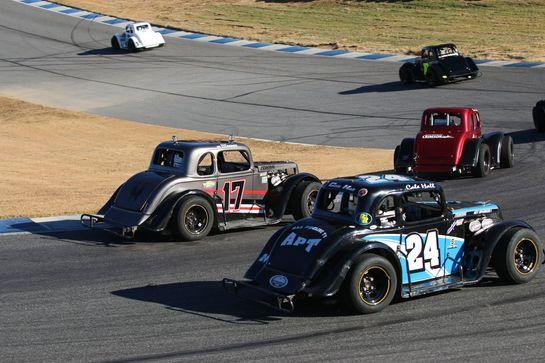 Bandolero Race Car: Atlanta Motor Speedway