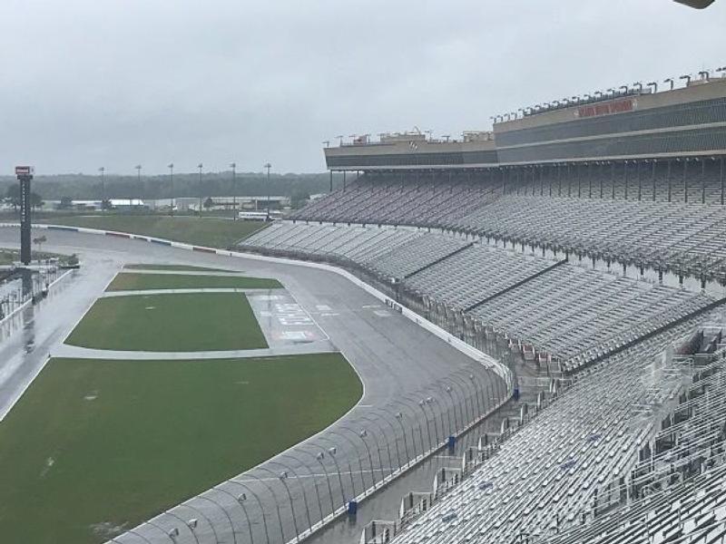 third fall five race at ams rained out media atlanta motor
